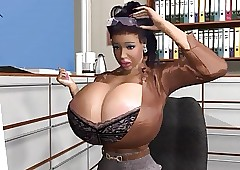 cartoon breast expansion xxx