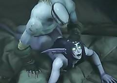free Warcraft porn